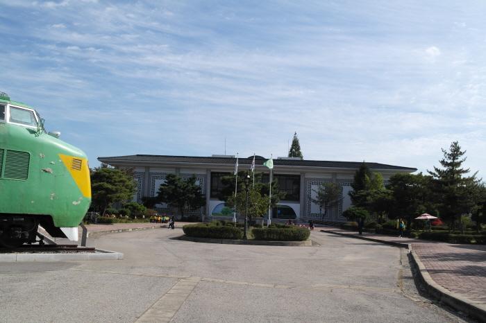의왕 철도박물관