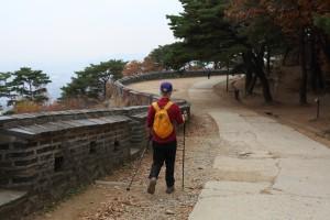 12월 #1. 산성, 역사와 풍경을 담다. '남한산성 등산로 1코스'