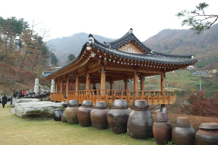 양평 송백당