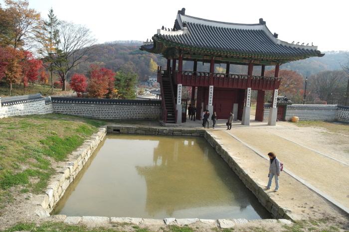 광주 남한산성 행궁