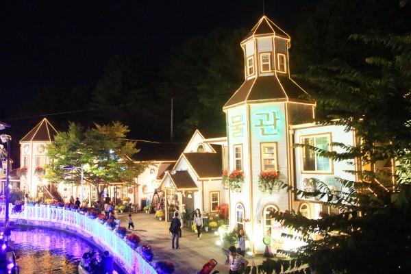 경기도 포천 가볼만한곳 – 허브 아일랜드 산타마을
