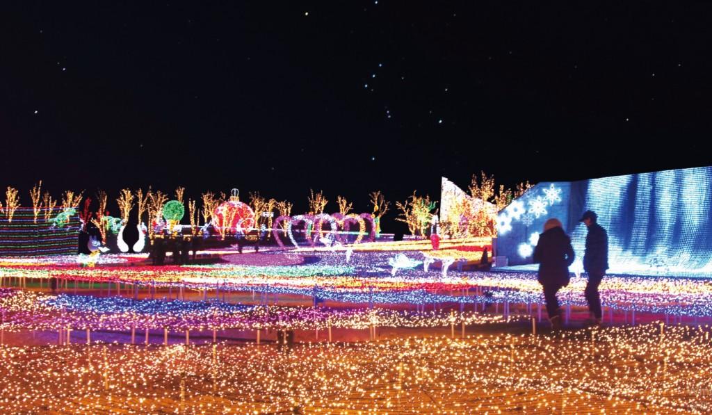 파주프로방스별빛축제1