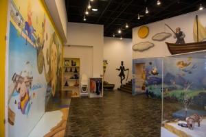 아이들 세상 파주 헤이리마을 두꺼비 본 파리박물관