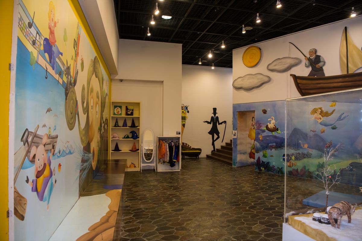 박물관 내부 모습