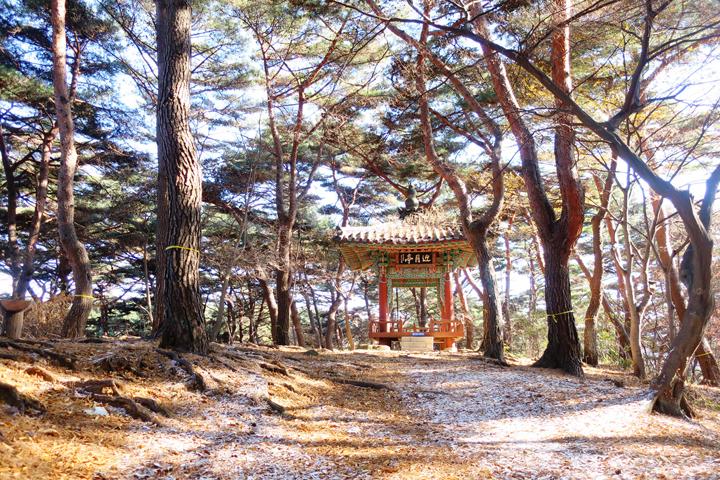 남한산성 영월정