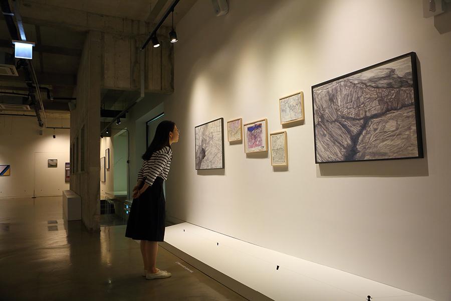 소다미술관 내부 사진