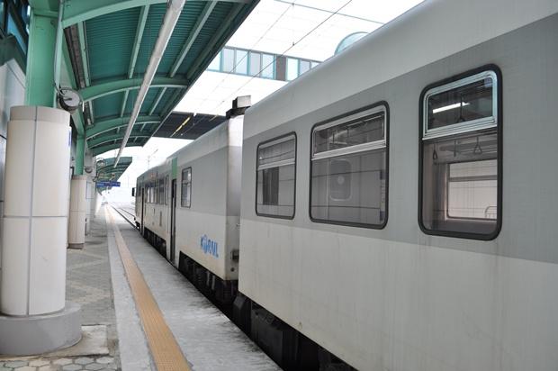 통일호 통근열차