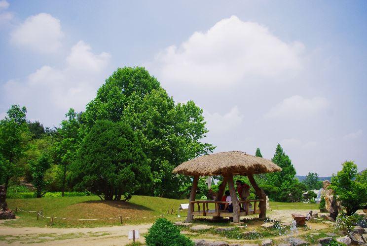 물향기수목원