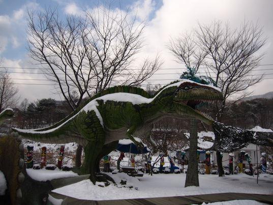 오남공룡체험전시관