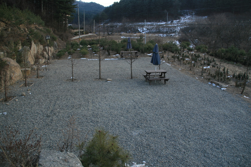 금동산야 캠핑장