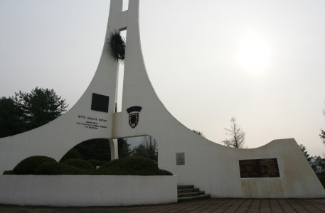 벨기에·룩셈부르크참전기념탑