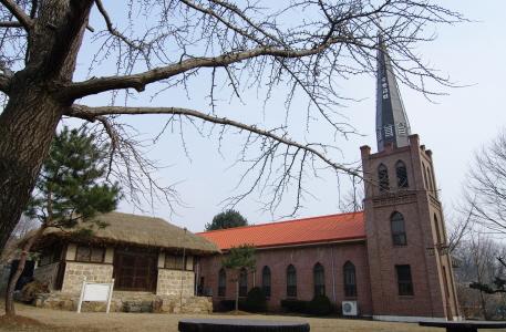 수촌감리교회