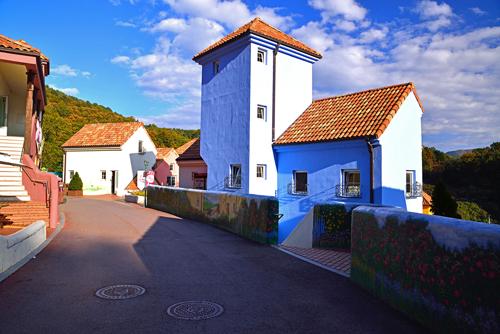 한국 안의 작은 프랑스 마을 쁘띠프랑스