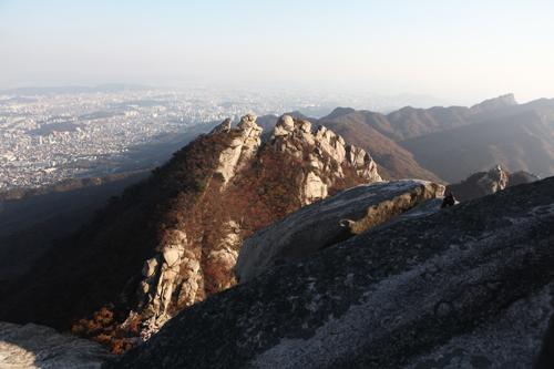 웅장한 자연과 역사가 살아 숨 쉬는 북한산