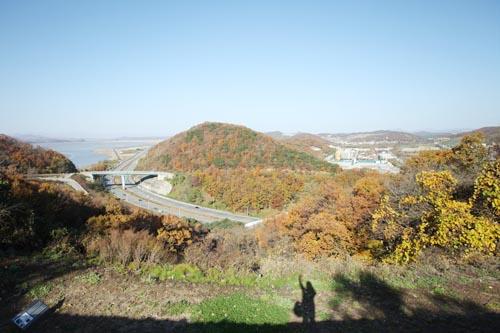 대한민국 통일 안보 교육의 일번지 오두산 통일전망대
