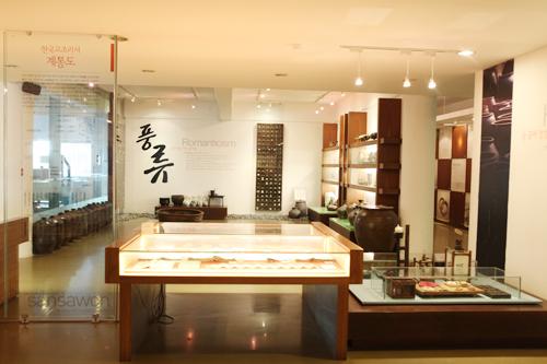 풍류와 세월, 장인정신을 지키는 전통 술 박물관 산사원3