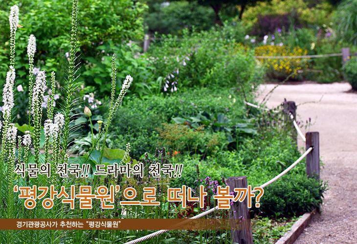 경기관광공사가 추천하는 평강식물원