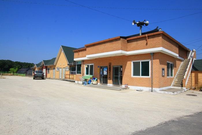 마을회관 전경