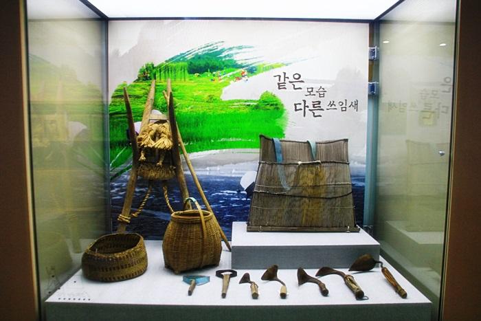 안산어촌, 공룡알화석지, 화력문화관 363