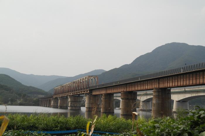 북한강철교