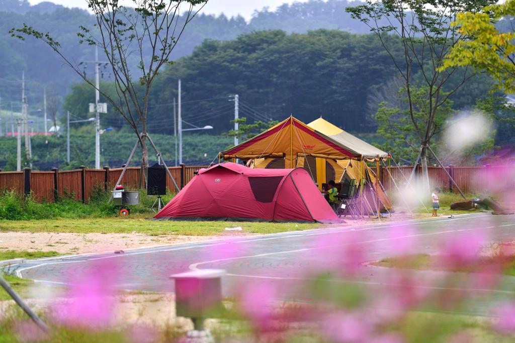 임진새롬물센터오토캠핑장