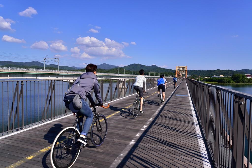 남한강자전거길