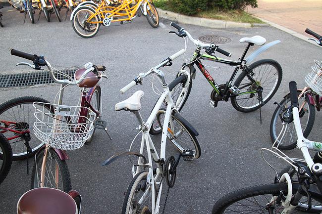 자전거 대여소