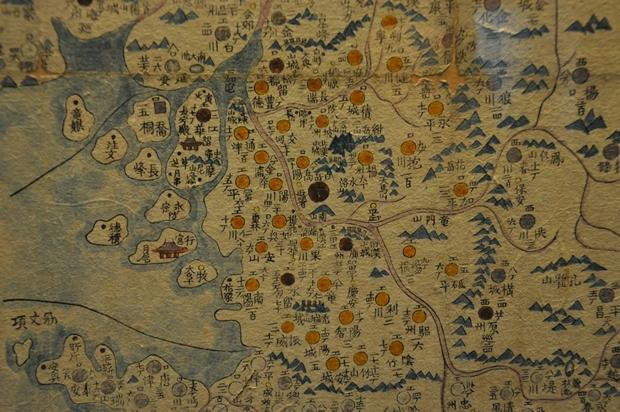 경기도 지도