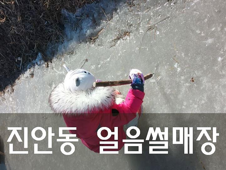 진안동 얼음썰매장