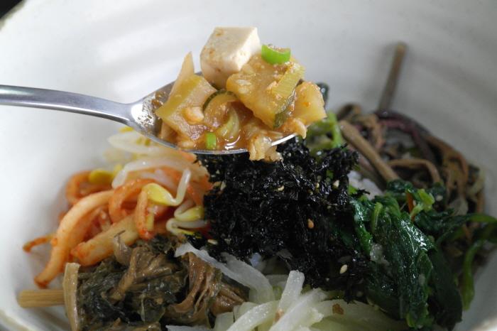 보리비빔밥