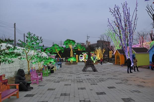 별빛마을 광장