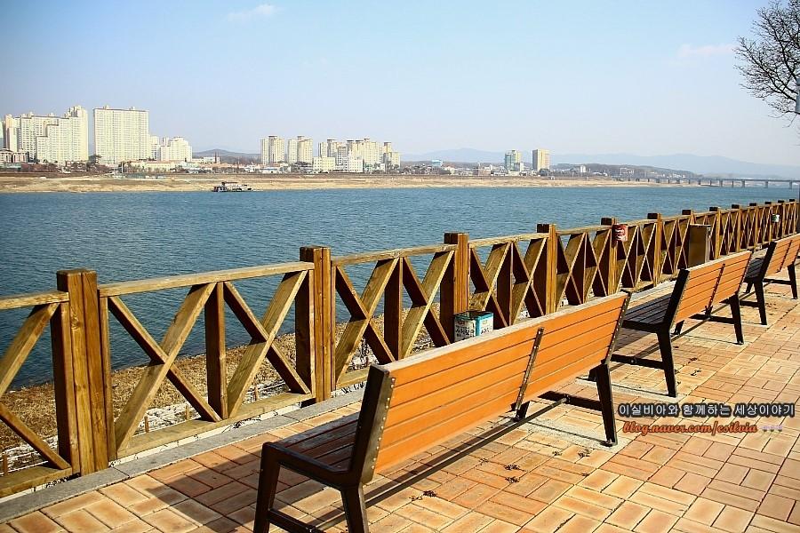 대로사 옆 여주 남한강