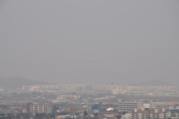 김포공항 전망