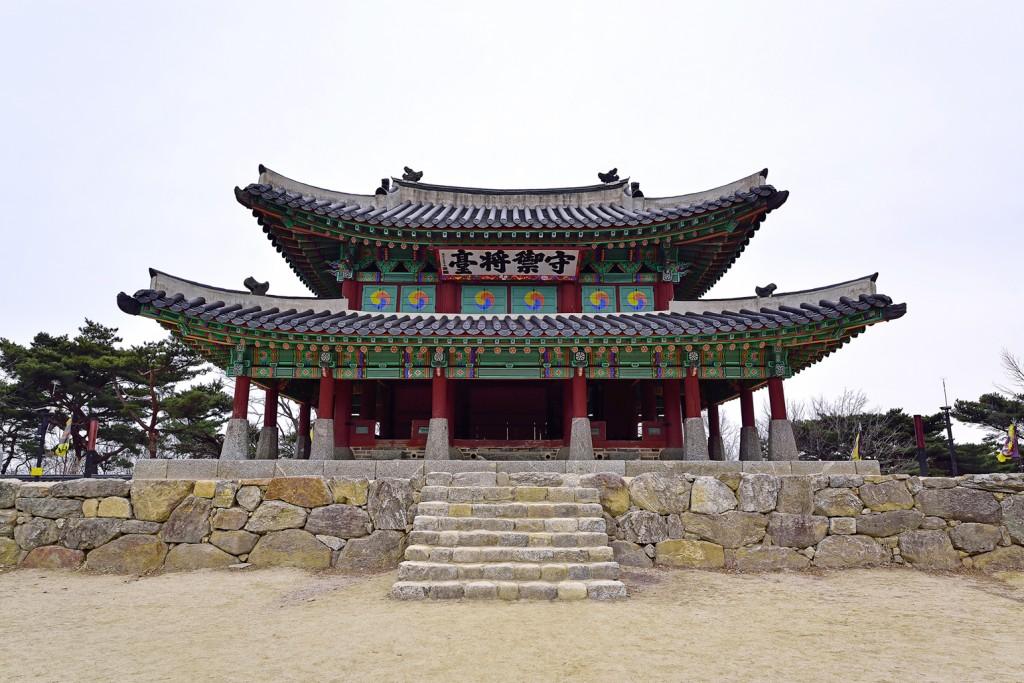 8호선산성역남한산성