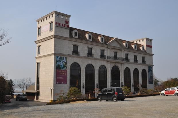 프라움악기박물관 전경