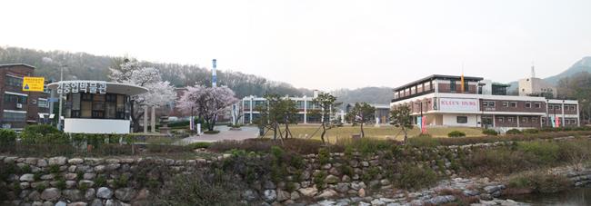 김중업박물관 전경