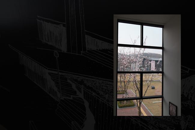창밖의 풍경