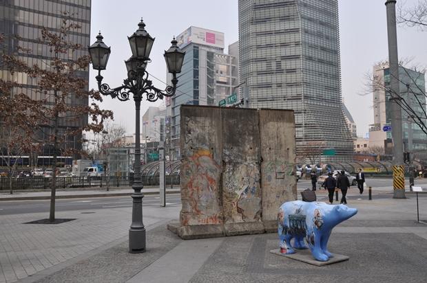 서울 청계천 베를린광장