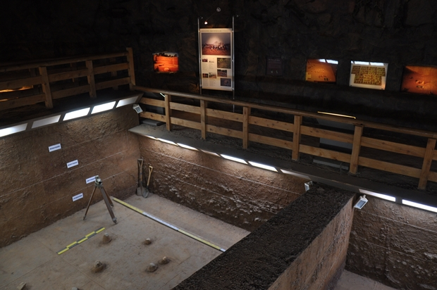 토층전시관