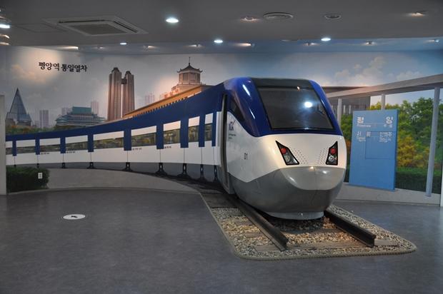 평양역 통일열차