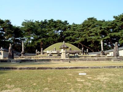 세종대왕릉[유네스코세계문화유산]2