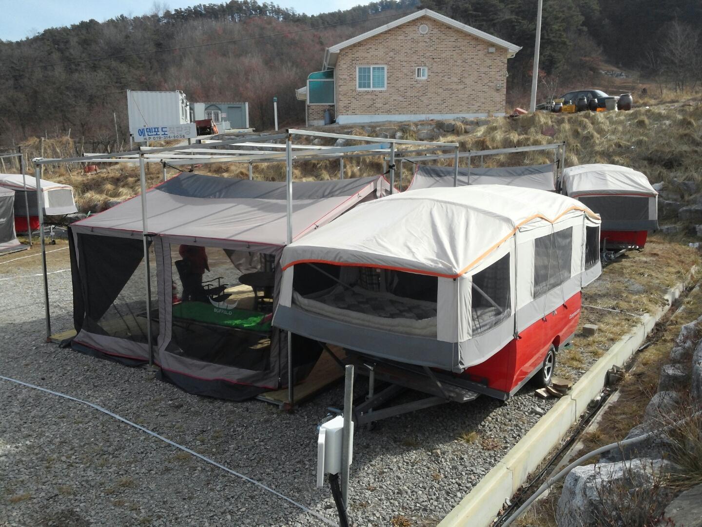 샤토안오토캠핑장