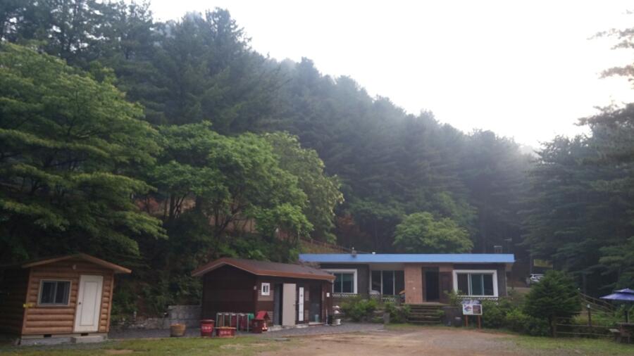 힐링별밤수목원캠핑장