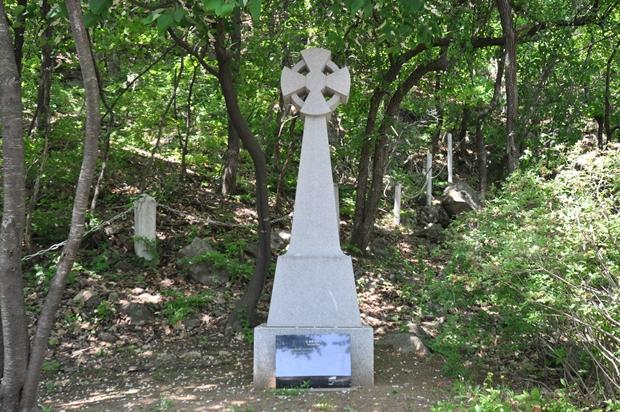 제임스 칸 중령 십자가