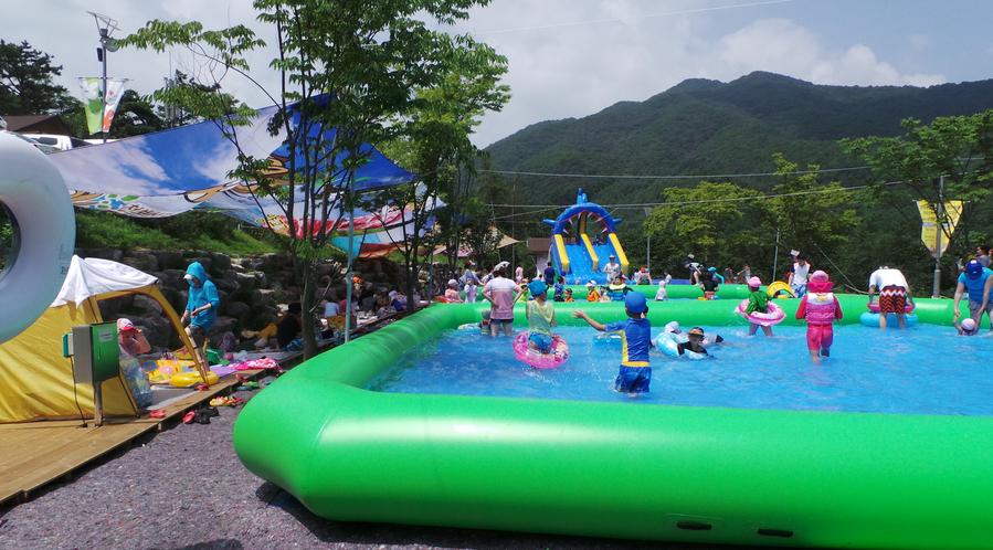 천보산자연휴양림오토캠핑장