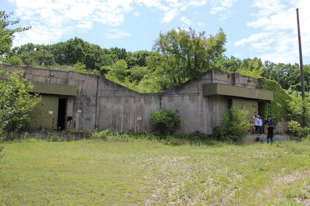 캠프그리브스,제3땅굴,도라산통일전망대 067