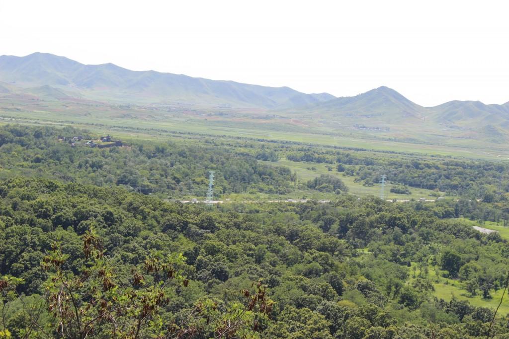 캠프그리브스,제3땅굴,도라산통일전망대 215