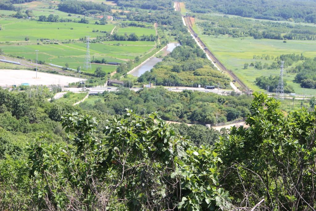 캠프그리브스,제3땅굴,도라산통일전망대 217