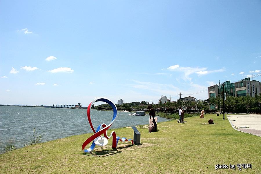 경기도 평택 가볼만한곳 - 평택호관광지와 한국소리터