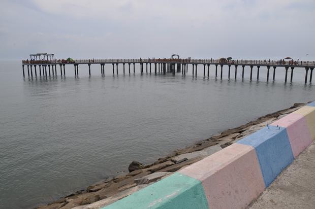 궁평항 바다낚시터 (피싱피어)